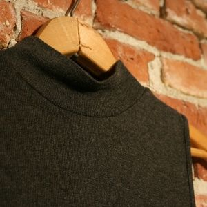 GAP High Neck Knit Tank